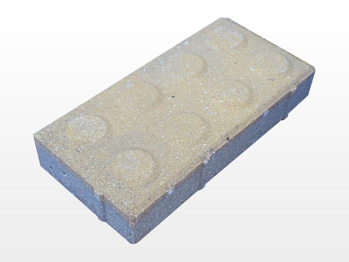 安徽浅黄透水砖