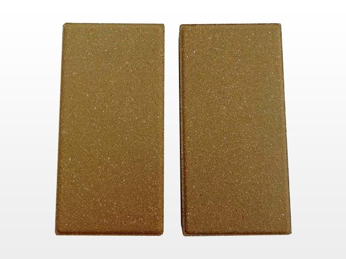 陕西浅棕透水砖