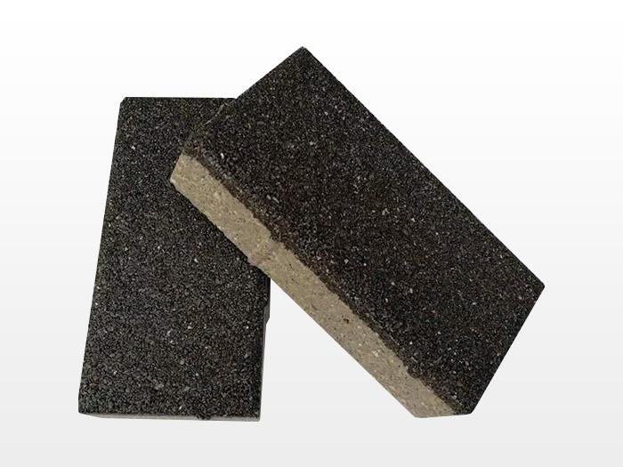 天津黑色透水砖